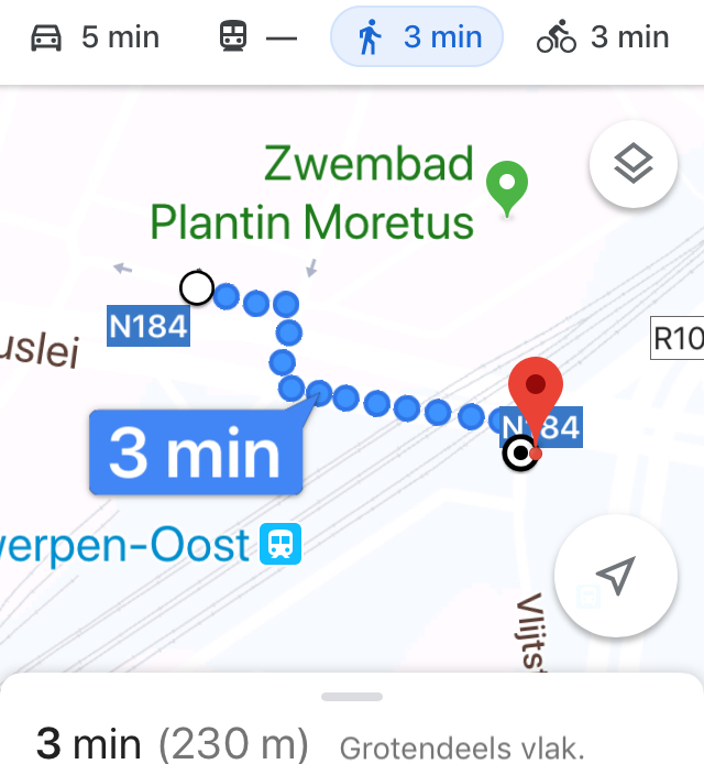 Parking Vlijtstraat