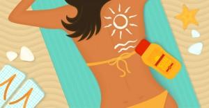 De juiste zonnecrème